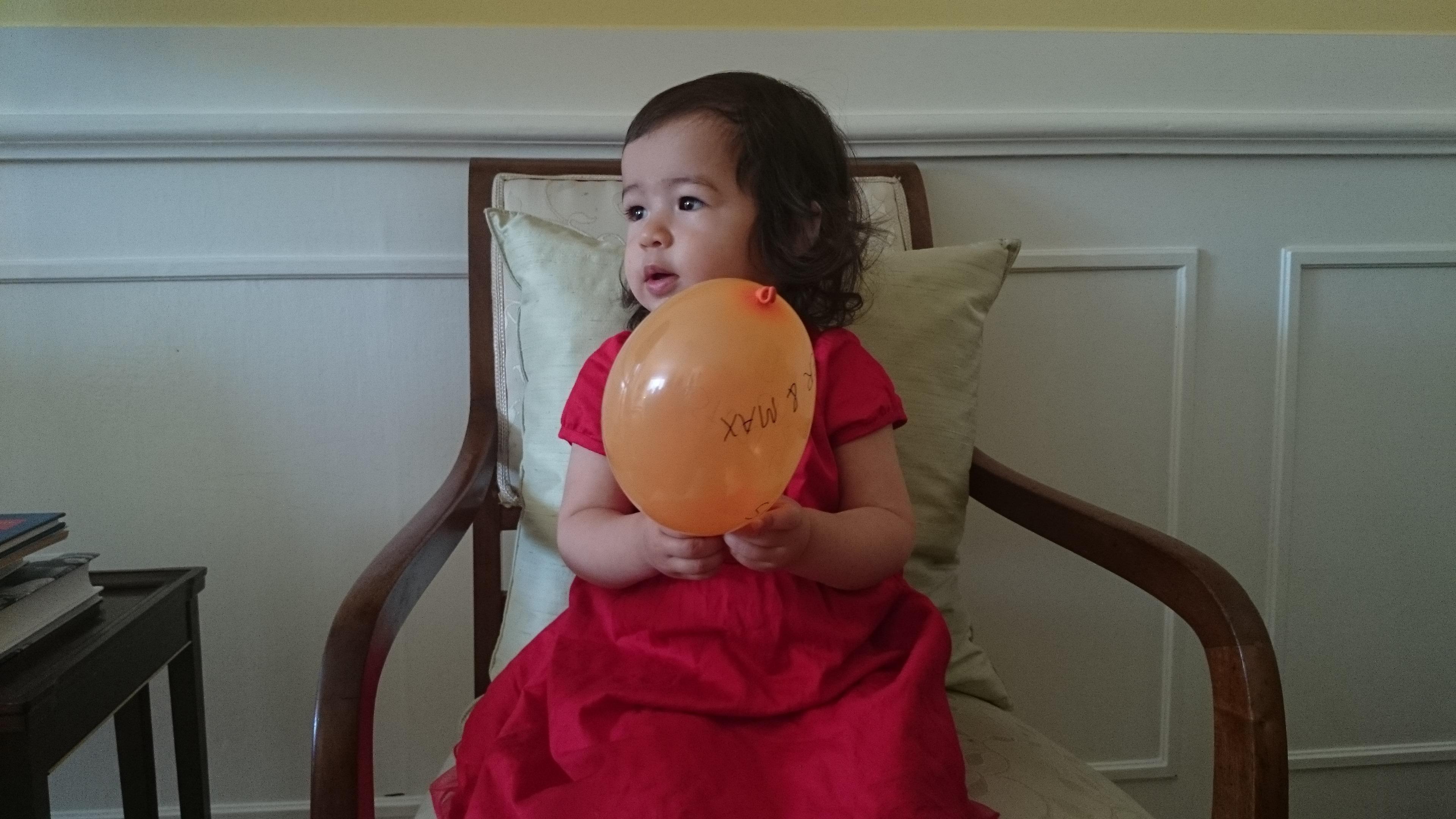 糖宝同学carl三岁生日聚会olivia